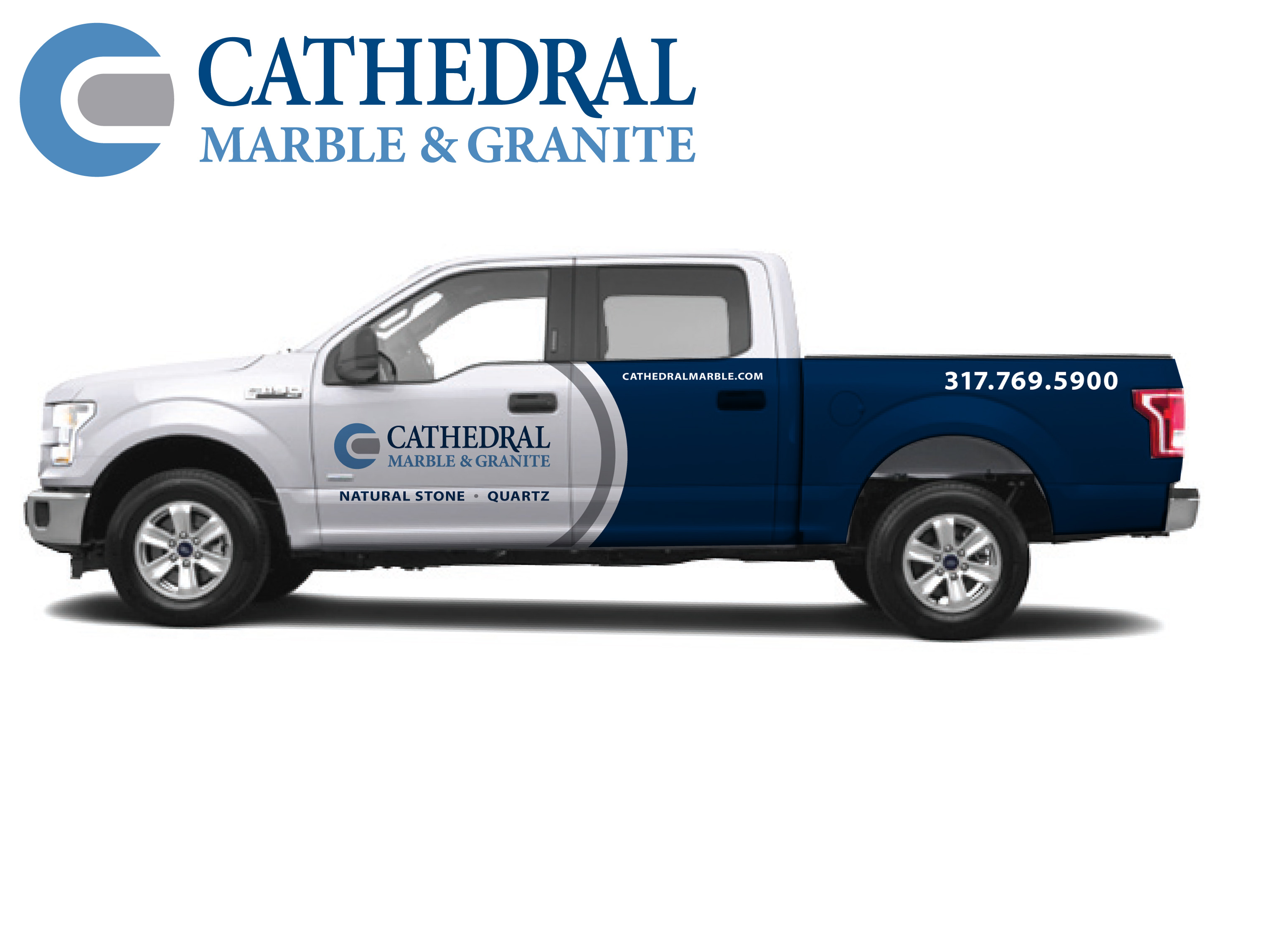 pick up truck cmg